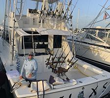 Fishing Deck Viking 47 Convertible