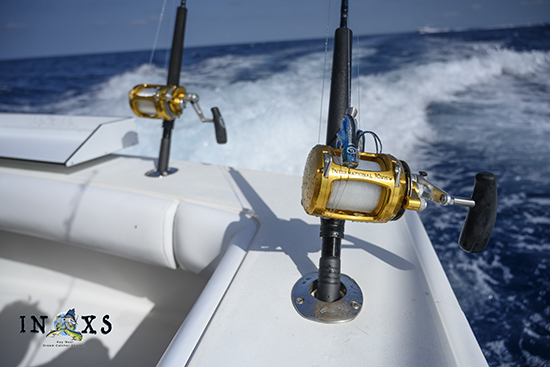 Deep Sea fishing gear