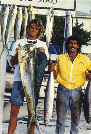 dolphin mahi mahi fishing