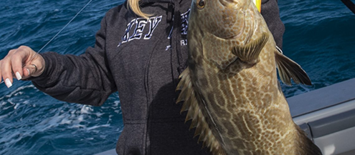 trolling for grouper